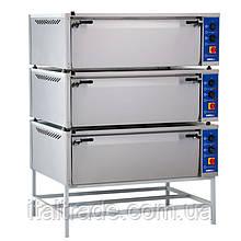 Шкаф пекарский Кий-В ШП-3-3К (с 3 конвекциями)
