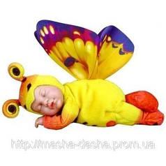Бабочки. Куклы Anne Geddes (Анны Геддес) 23см