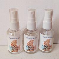 Набор из 3 штук антисептик-спрей для рук, 50мл (дезинфицирующие, антисептические средства, санитайзер)