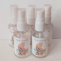 Набор из 5 штук антисептик-спрей для рук, 50мл (дезинфицирующие, антисептические средства, санитайзер)