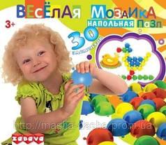 """""""Веселая мозаика"""" (элементы: 30шт, диаметр 50мм )"""