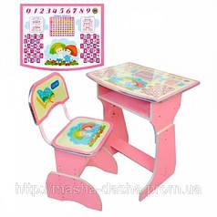 Детская парта со стулом Bambi HB2029(2)-02-7