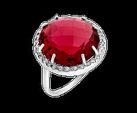 Серебряное кольцо  GS с большим камнем 15-20,5