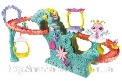 """Игровой набор Littlest Pet Shop """"Волшебная школа полетов с феями"""""""