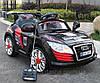 Детский электромобиль AUDI R8 на радиоуправлении