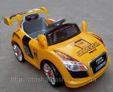Детский электромобиль AUDI R8 на радиоуправлении, фото 3