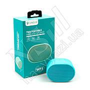 Колонка Bluetooth CELEBRAT SKY-3 голубая