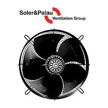 Осевые вентиляторы SOLER & PALAU (ИСПАНИЯ)