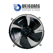 Осевые вентиляторы Weiguang серии YWF