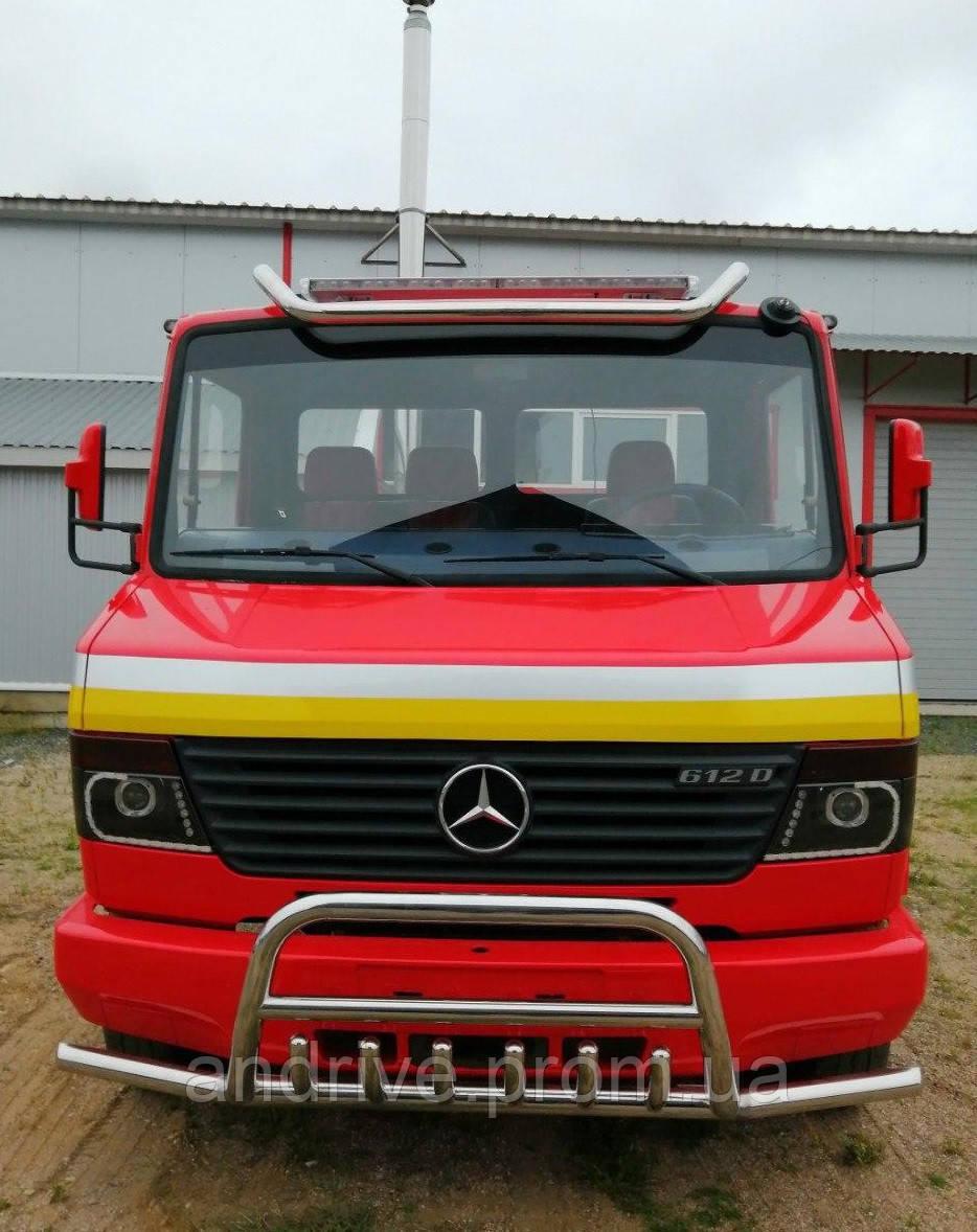 Кенгурятник(защита переднего бампера) Mercedes Vario