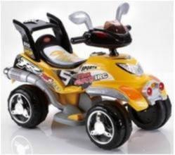 Детский электромобиль-квадроцикл LW 830 Geoby, фото 2
