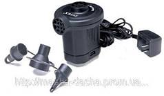 Электрический насос Intex 66620, работает от 220В