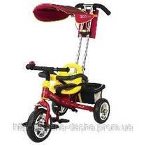 Детский трехколесный велосипед Profi Trike, фото 2