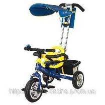 Детский трехколесный велосипед Profi Trike, фото 3