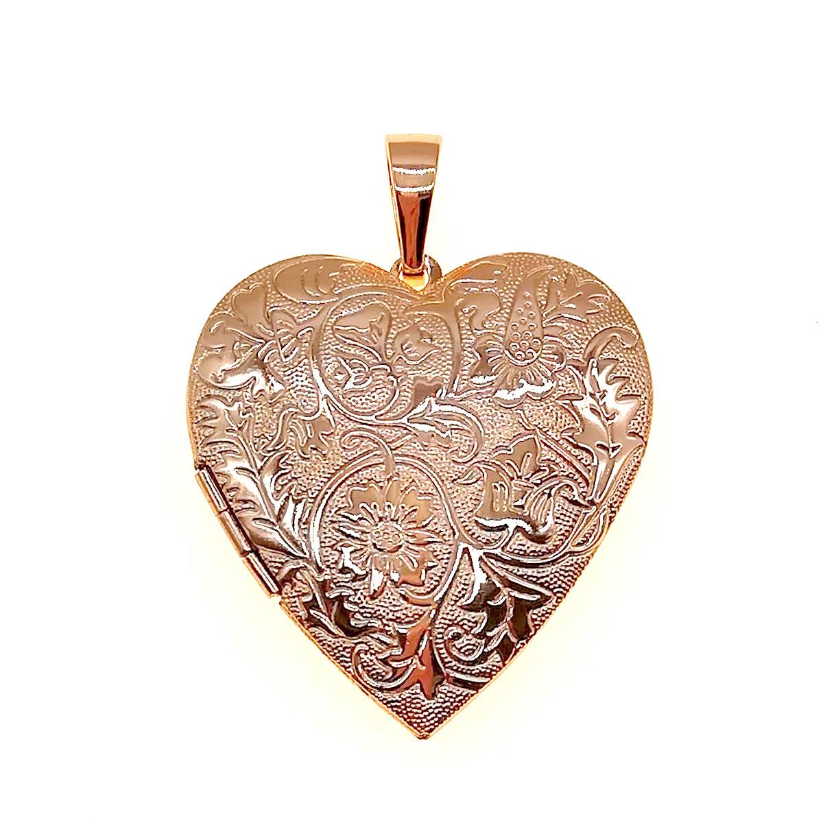 Медальйон Xuping из медицинского золота, позолота 18K, 42426       (1)