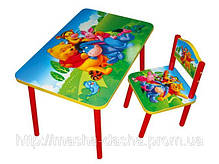 """Детский стол и стул Baby Elit """"Винни Пух""""., фото 3"""