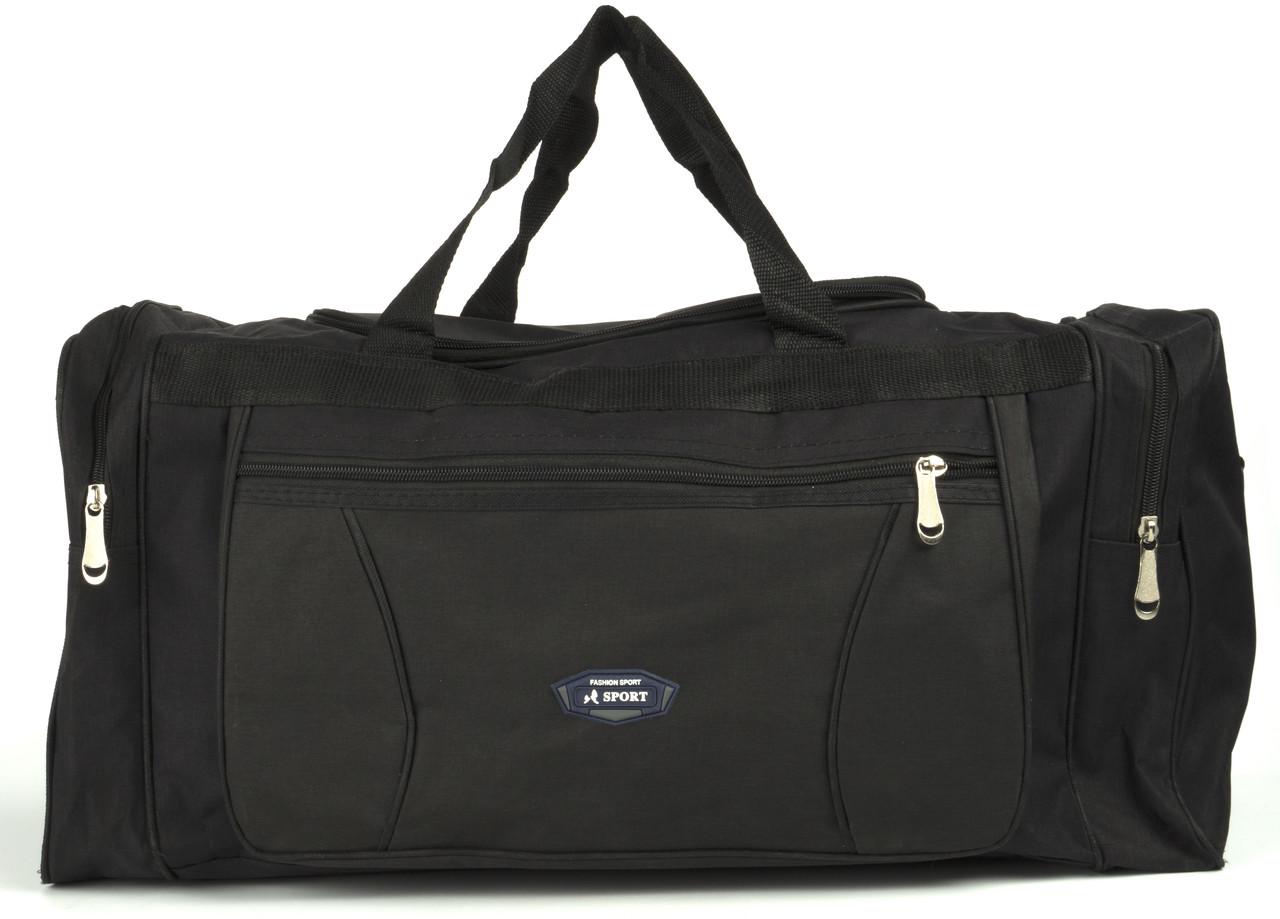 Стильная прочная спортивная сумка Feifanlituo art. 101-65 черная