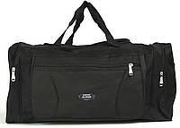 Стильная прочная спортивная сумка Feifanlituo art. 101-65 черная, фото 1