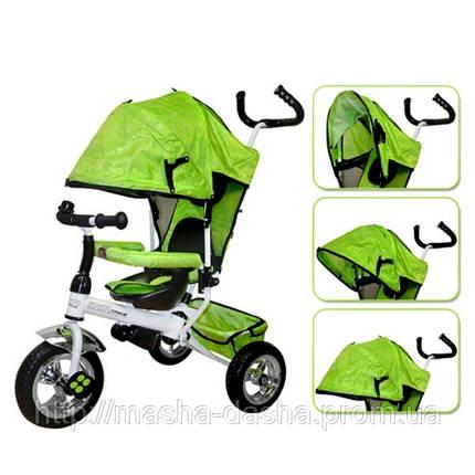 Детский трехколесный велосипед Profi Trike Stroller, фото 2