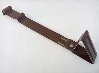 Снегозадержатель (снегорез) для Creaton Titania коричневый