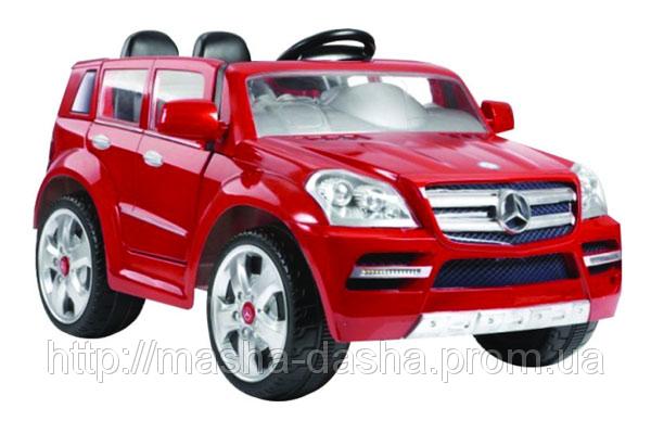 Детский Электромобиль Geoby W488Q Mercedes с пультом дистанционного управления и открывающимися дверцами