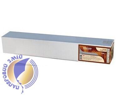 Холст Lomond грубой льняной фактурой для струйных принтеров 230 г/м2, 610 мм х 12,3 метров