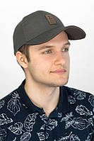 Мужская кепка «Ediko»,серого цвета, фото 1