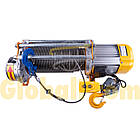 Лебедка электрическая KCD 500/1000 кг 30/60 м, 50/100 м, фото 3