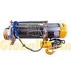 Лебедка электрическая KCD 500/1000 кг 30/60 м, 50/100 м, фото 4