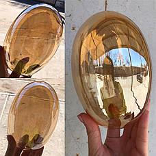 Люстра в современном исполнении (56-LPR0235-10 BK+BR), фото 2