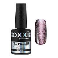 Гель-лак Oxxi Professional Moonstone 001 лиловый лунный камень, 10 мл