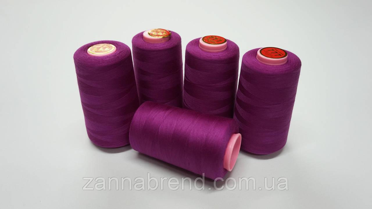Катушка фиолетовой нити