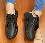 Кеди жіночі Inshoes чорні, фото 6