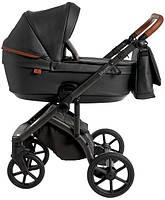 Дитяча коляска 2 в 1 Roan BLOOM Black Pearl