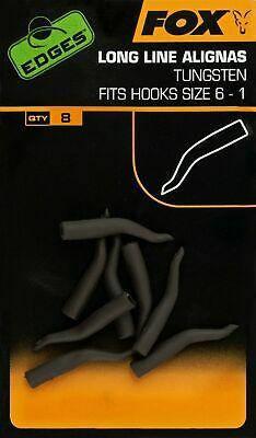 Лентяйка FOX Edges Tungsten Line Aligna Long sizes 6-1 x 8pcs, фото 2