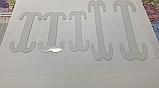 Набір тримачів для масок, РЕТ т. 0,7-1 мм, 6 шт., фото 5