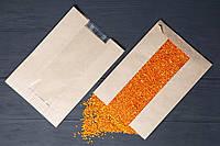 Бумажные пакеты с окном 180 мм *50 мм *275 мм