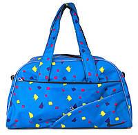 Стильная спортивная женская сумка art. 152, фото 1