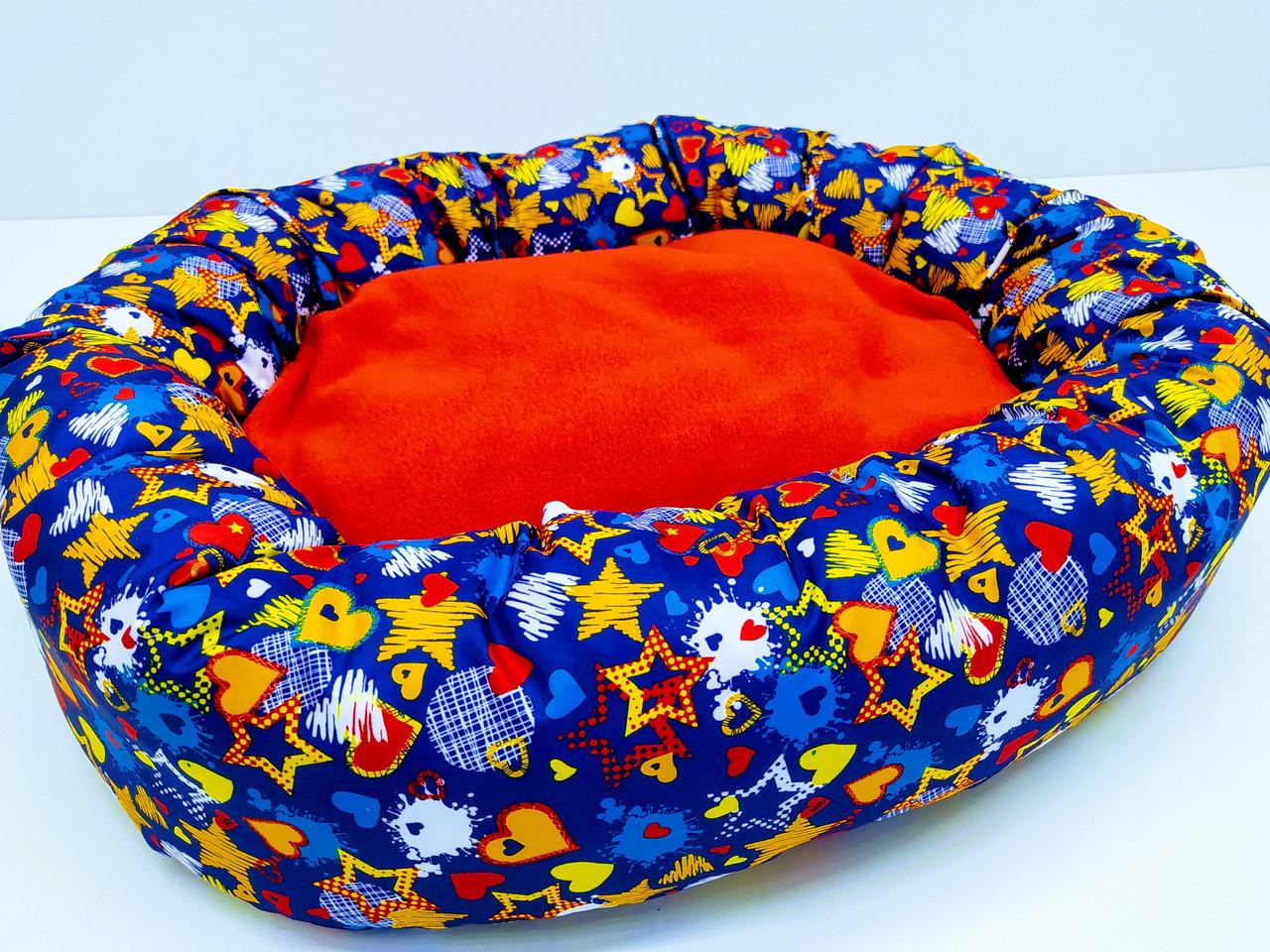 Лежак для котов и собак Лежебока