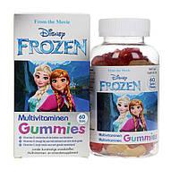 Мультивітаміни Disney Крижане серце