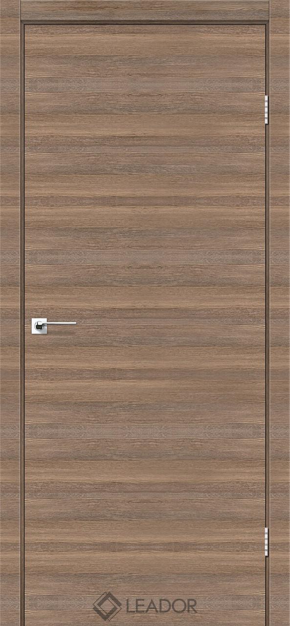 Двери ASTI Полотно+коробка+1к-т наличников, эко-шпон