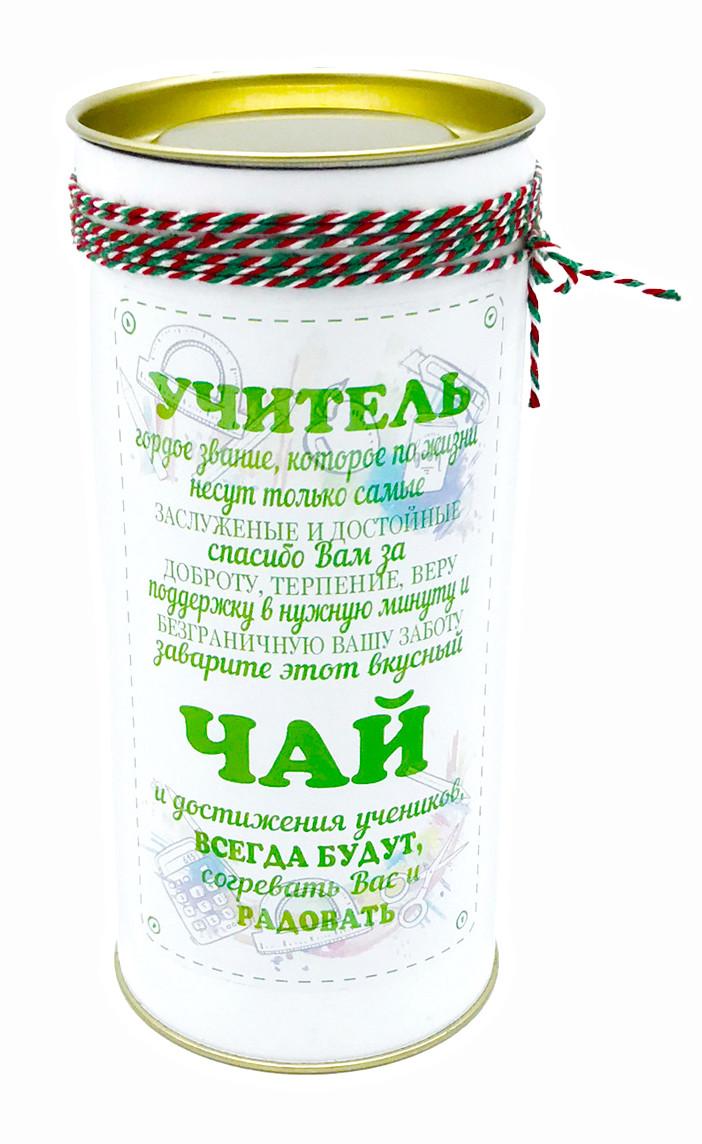 """Подарочный чай """"Для учителя"""""""