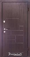 """Двері """"Порталу"""" - модель ТАРИФУ (для вулиці)"""