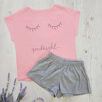 Пижама (комплект) для девочки 128 см