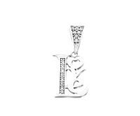 Серебряный кулон GS Любовь, фото 1