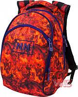 Рюкзаки для девочек Winner Stile 34*18*39 (оранжевый)