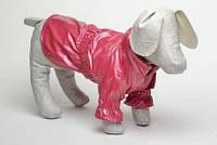 Плащ дождевик утепленный для собак Куртка, Собаки, 35*54, Украина