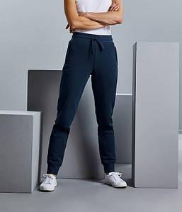 Женские однотонные спортивные штаны