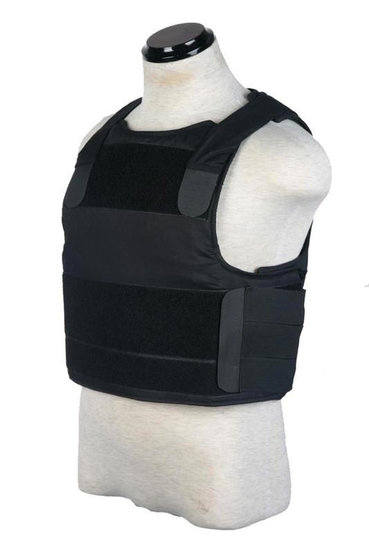 Pantac SVS Soft Armor Cover BA-T018 (PACA Body Armor) Чорний