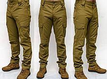 CamForma Штаны VARVAR  COYOTE BROWN  (Urban Tactical Pants) Special Fabric